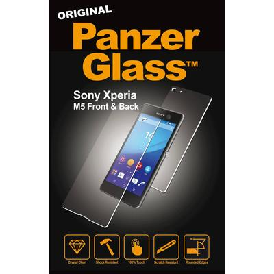 PanzerGlass Screen Protector Front + Back (Sony Xperia M5)