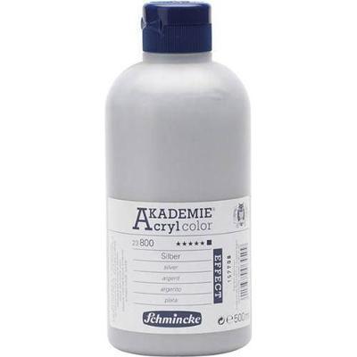 Schmincke Akademie Acryclic Color Silver 500ml