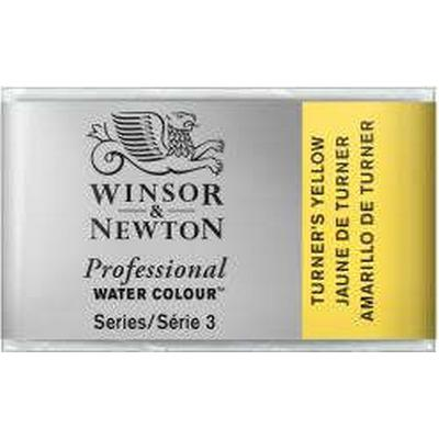 Winsor & Newton Professional Water Colour Turner's Yellow Whole Pan