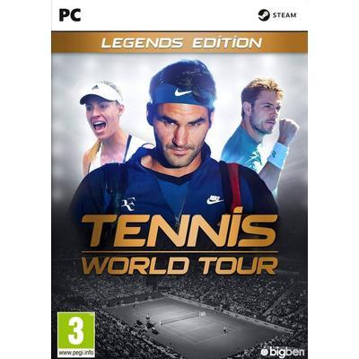 Tennis World Tour - Legends Edition