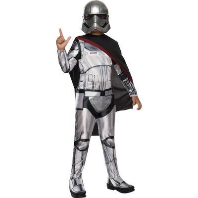 Rubies Kids Captain Phasma Costume - Hitta bästa pris dc722ee6102bb