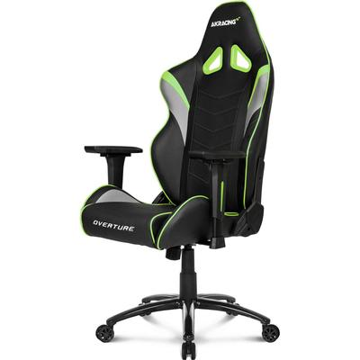 AKracing Overture Gaming Chair - Black/Green