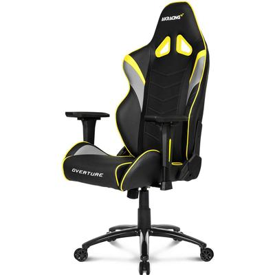 AKracing Overture Gaming Chair - Black/Yellow
