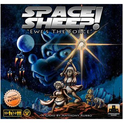 Stronghold Games Space Sheep!