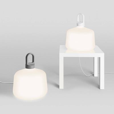 Zero Bottle Bordslampa, Golvlampa