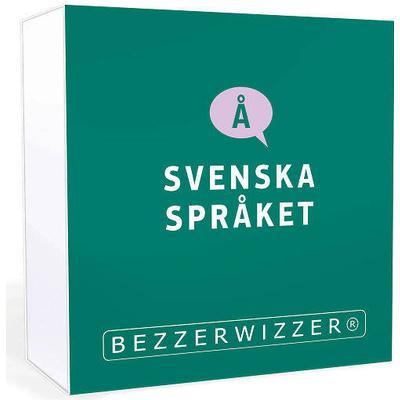 Bezzerwizzer Bricks - Svenska Språket