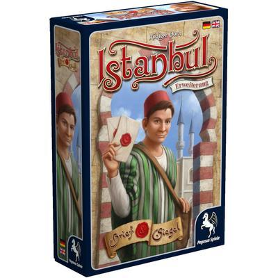 Pegasus Istanbul: Letters & Seals