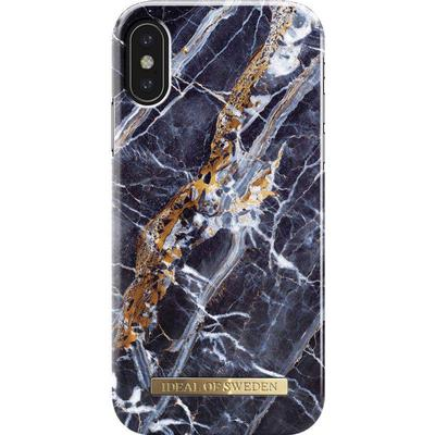 iDeal of Sweden Midnight Blue Marble Fashion Case (iPhone X)