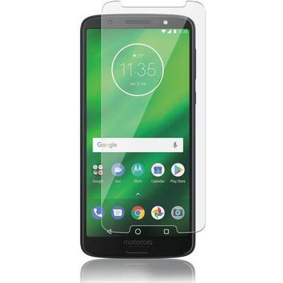 Panzer Premium Tempered Glass Screen Protector (Moto G6)