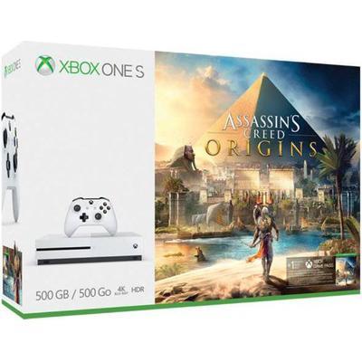Microsoft Xbox One S 500GB - Minecraft Xbox One Edition