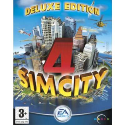 Aspyr SimCity 4 Deluxe Edition - Mac - Download