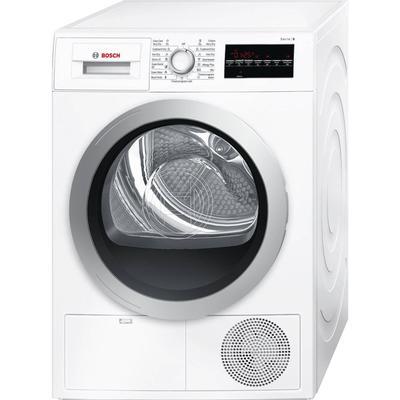 Bosch WTG86400 Hvid