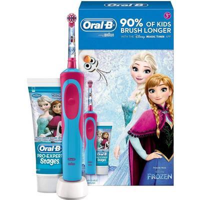 Oral-B Frozen Gift Set