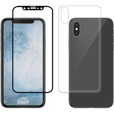 Eiger 3D 360 Screen Protector (iPhone X)