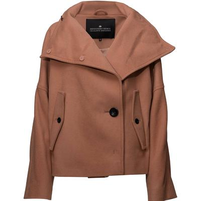 Designers Remix Hamilton Short Coat Dusty Rose (14321-408)