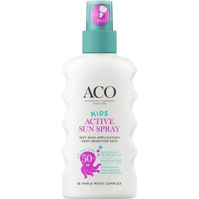 ACO Kids Active Sun Spray SPF50+ 175ml