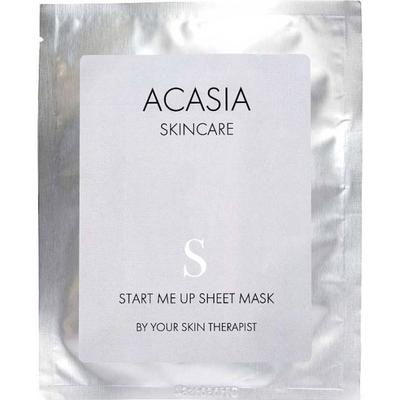 Acasia Skincare Start Me Up Sheet Mask 23ml