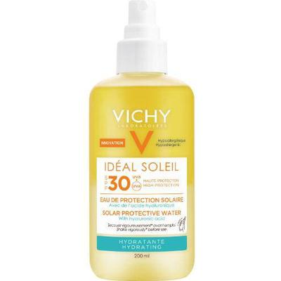 Vichy Ideal Soleil Solar Protective Water Hydrating SPF30 200ml