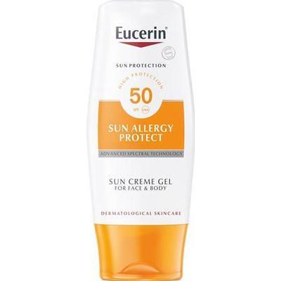 Eucerin Sun Allergy Protect Creme Gel SPF50 150ml