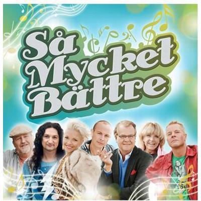 Various - Så Mycket Bättre - Musiken Från Tv-serien