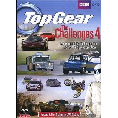 Top Gear: The challenges Vol 4 (2-disc)