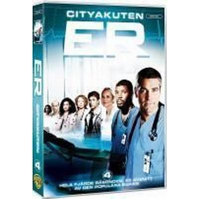Cityakuten Säsong 4 (DVD)
