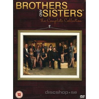 Brothers & Sisters - Season 1-5 (29-disc)