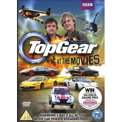 Top Gear - At the movies (DVD)
