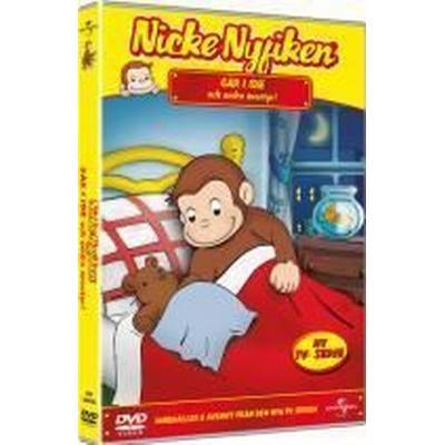 Nicke Nyfiken Nicke Nyfiken Går I Ide Och Andra ÄVentyr (DVD)