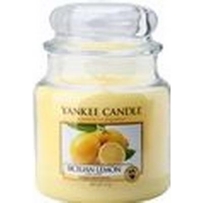 Yankee Candle Sicilian Lemon 104g Doftljus