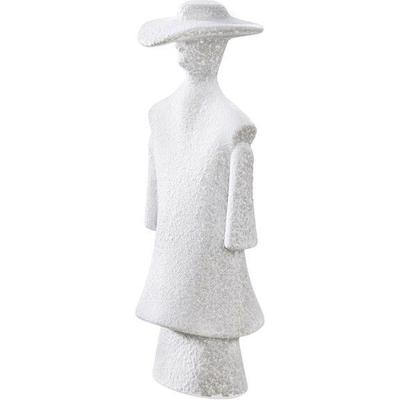 Kosta Boda Catwalk Poncho 15.5cm Skulptur