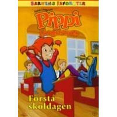 Pippi Långstrump *Tecknad* Första Skoldagen (DVD)
