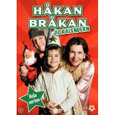 Håkan Bråkan: Julkalendern (Ny version) (DVD 2003)