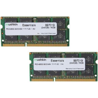 Mushkin Essentials DDR3 1066MHz 2x8GB (997019)