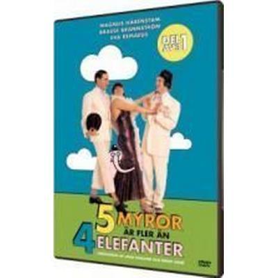 Fem Myror ÄR Fler ÄN Fyra Elefanter Del1 (DVD)