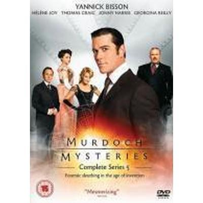 Murdoch Mysteries Series 5 (DVD)