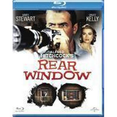 Rear Window (1954 (Svensk Text (Blu-Ray)