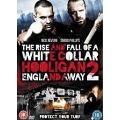 Rise And Fall Of A White Collar Hooligan 2 England Away (DVD)