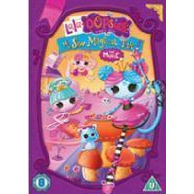 Lala-oopsies A Sew Magical Tale The Movie (DVD)