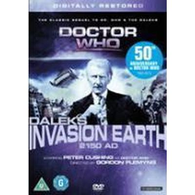 Doctor Who Daleks - Invasion Earth 2150 A.d. (1966 (DVD)