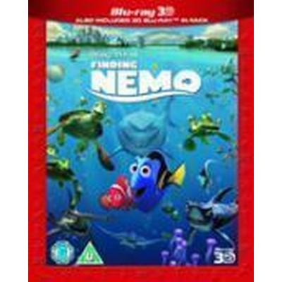 Finding Nemo (Blu-ray 3d + Blu-ray (3D Blu-Ray)
