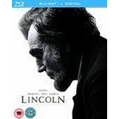 Lincoln (Blu-ray + Uv Copy (Svensk Text (Blu-Ray)