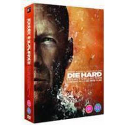 Die Hard Legacy Collection (Films 1-5 (Svensk Text (DVD)