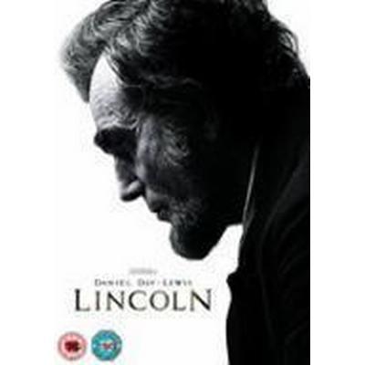 Lincoln (2013 (Svensk Text (DVD)