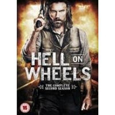 Hell On Wheels - Season 2 (DVD)