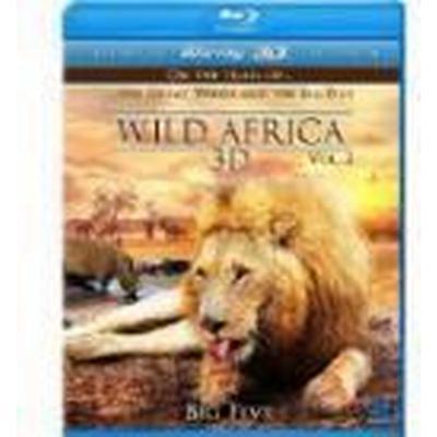 Wild Africa 3d - Part 2 (3d Blu-ray + Blu-ray (3D DVD)