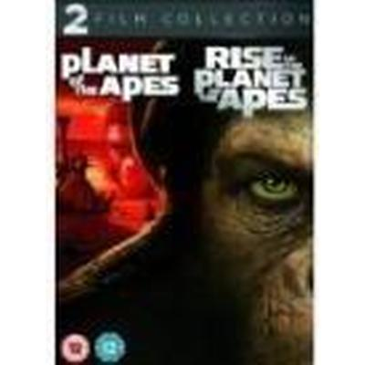 Planet Of The Apes / Rise Of The Planet Of The Apes Double P (DVD)