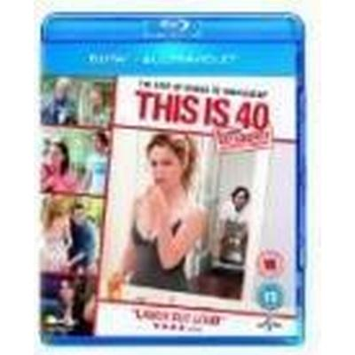 This Is 40 (Blu-ray + Ultra Violet Copy (Blu-Ray)