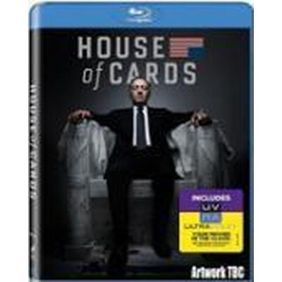 House Of Cards - Series 1 - Complete (Svensk Text (Blu-Ray)
