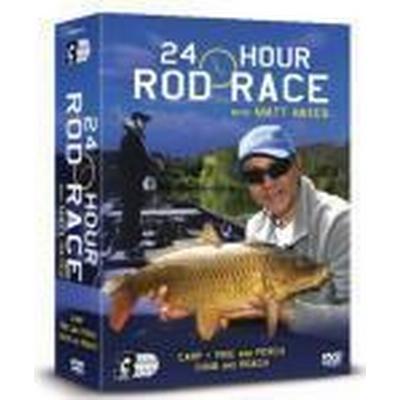 Matt Hayes 24 Hour Rod Race Triple Box Set (DVD)